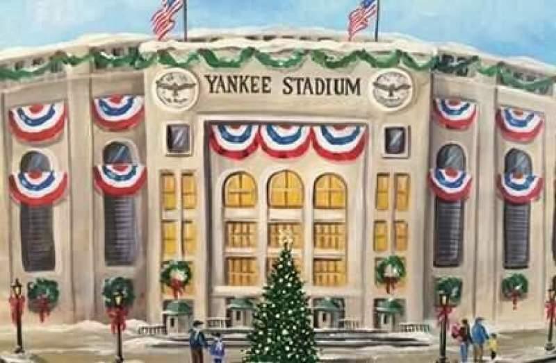 Yankee Stadium, sección: 312, fila: 4, asiento: 17