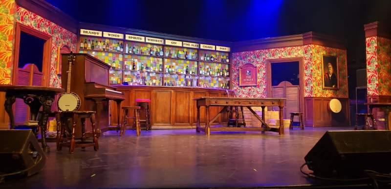 Vistas desde el asiento para Broadway Playhouse Sección Center Fila B Asiento 15