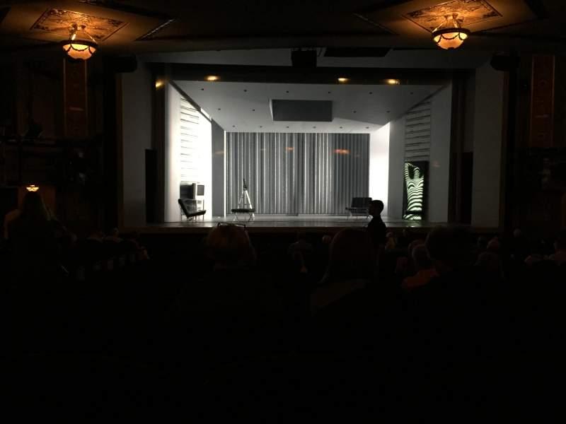 Vistas desde el asiento para Gerald Schoenfeld Theatre Sección Orchestra Fila R Asiento 102