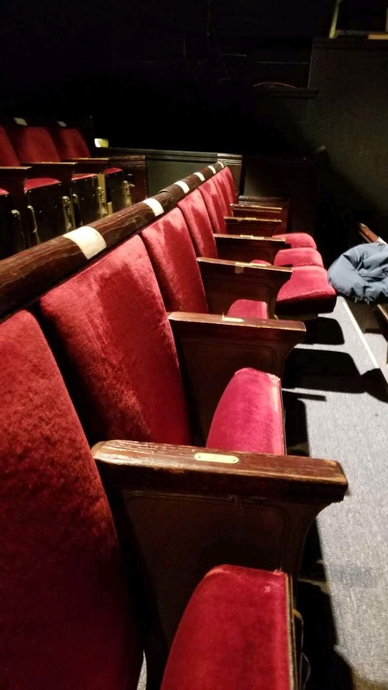 Vistas desde el asiento para West End Theatre (New York)