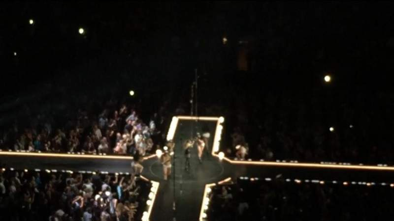 Vistas desde el asiento para Madison Square Garden Sección 224 Fila 17 Asiento 15